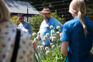 Join Jeff Rieves Horticulturist Former Nc Cooperative Extension Agent For A Season Long Session In The Garden Learn All About Vegetable Gardening
